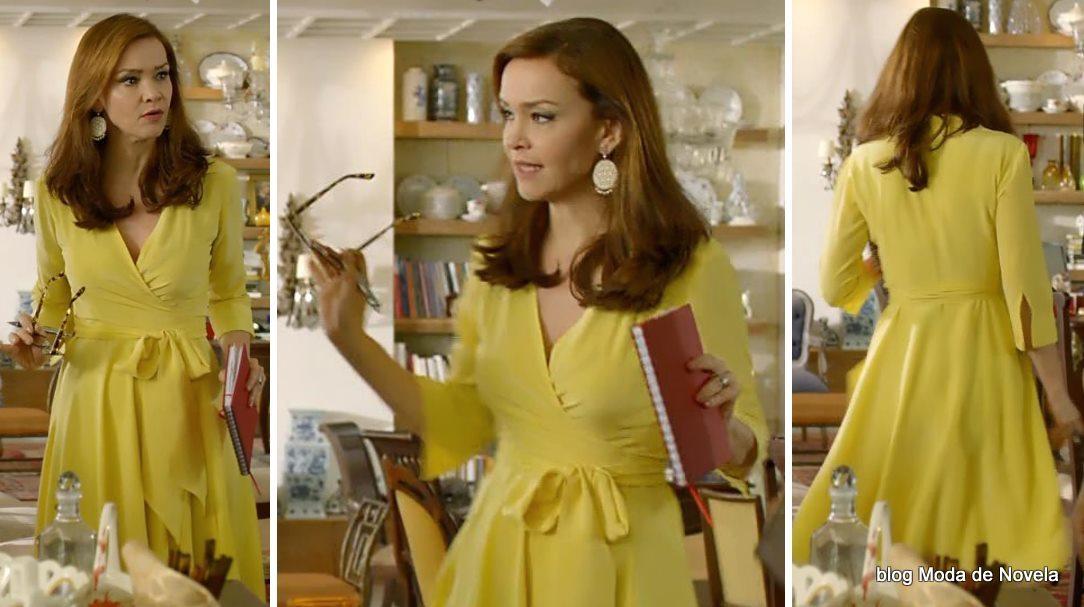 moda da novela Em Família - look da Helena dia 11 de junho