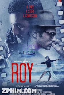 Siêu Trộm Roy - Roy (2015) Poster