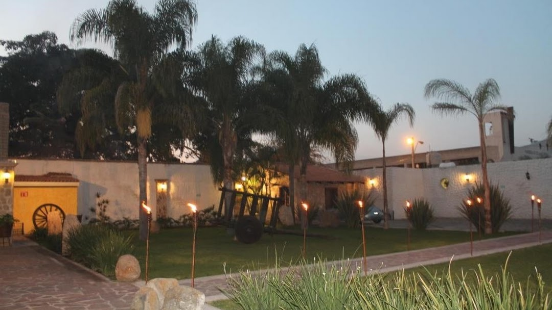 Terraza Los Abuelos Salón Para Eventos En Lomas Del
