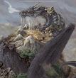 Earth Dragon Wings
