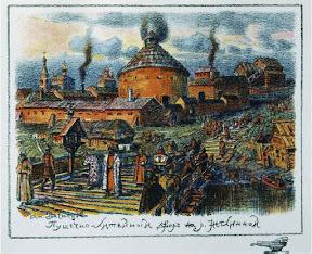 Пушечно-литейный двор на реке неглинной, 1918