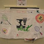 Ouder kind toernooi 2008 bedankje