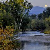 Full Moon Morning Missoula, Montana © Patrick Clark. Prints available at www.patrickclark.com