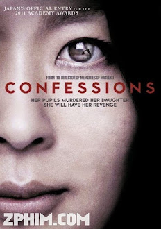 Lời Thú Tội - Confessions (2010) Poster