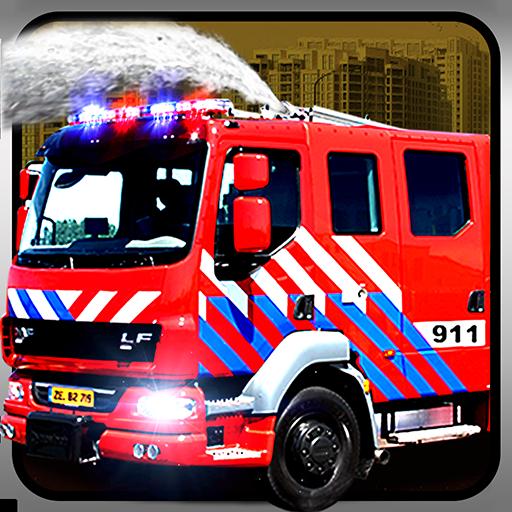 911消防员紧急救援 模擬 App LOGO-硬是要APP