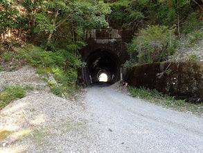 千尋隧道(北口)