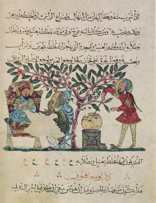 Chemical And Pharmaceutical Processes From Islamic Manuscripts 1, Alchemical Apparatus