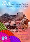 XVI Encuentro de Familias Adoptantes en la R. P. China. Cartel realizado para Andeni
