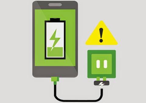 kebiasaan ngecharge handphone yang harus dihindari