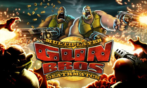 GUN BROS MULTIPLAYER screenshot 1