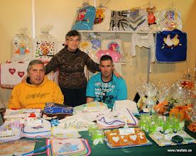 Photo: Monzón: II Feria de Asociaciones. Fundación CRUZ BLANCA