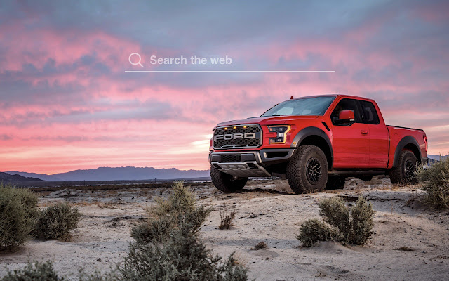 Ford F150 HD Wallpapers New Tab Theme
