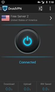 DroidVPN - Android VPN- screenshot thumbnail