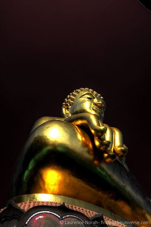 Golden buddha golden triangle