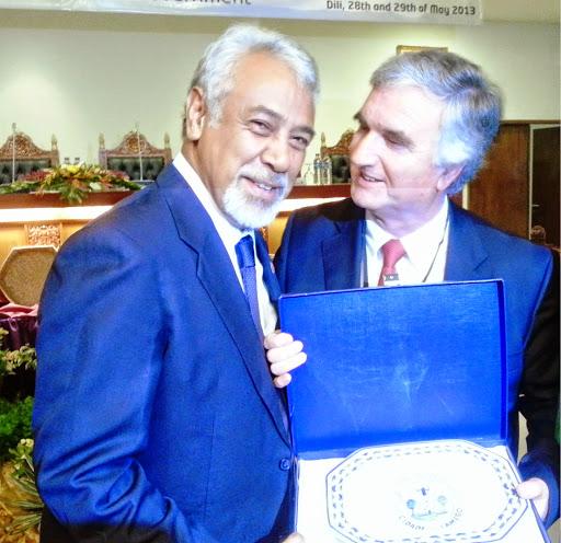 Câmara de Lamego participa em encontro que visa instalação de poder local em Timor-Leste