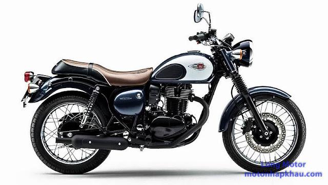 Kawasaki W250 Dac Biet