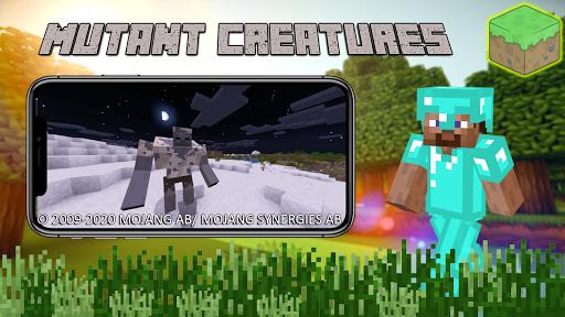 Addon NEW Mutant Creatures 2.0 screenshots 3