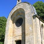 Chapelle : façade