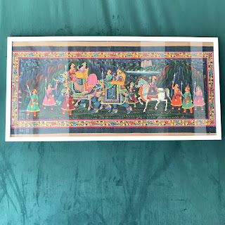 Pattachitra Style Painting