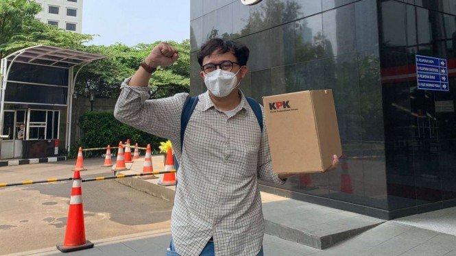 Mirisnya Lakso Anindito, Penyidik Terakhir KPK yang Dipecat Firli