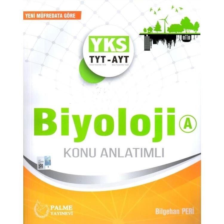 Palme Yayınları - TYT Biyoloji - Konu Anlatım Kitabı