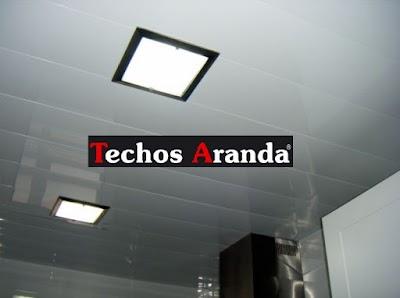 Oferta de techos cocinas Madrid