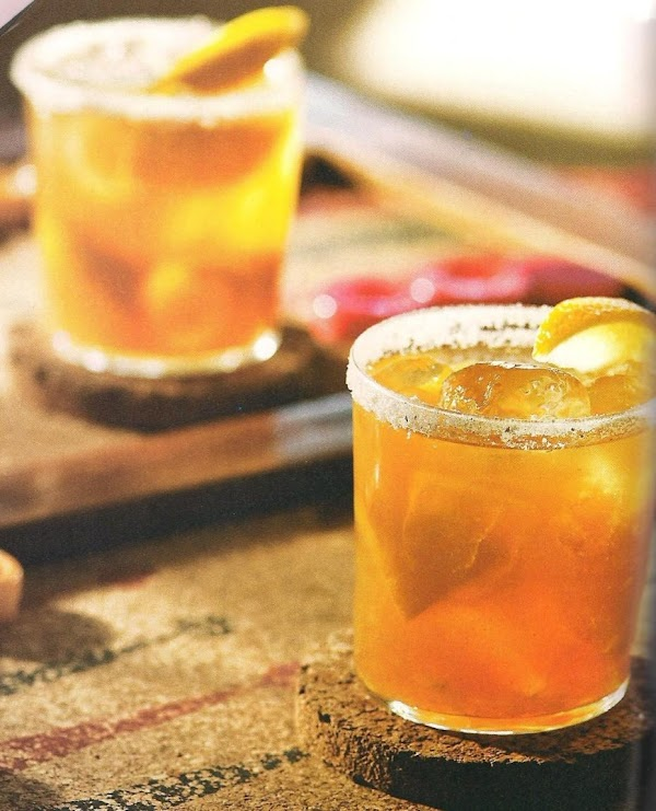 Claire's Nutty Sidecars Recipe