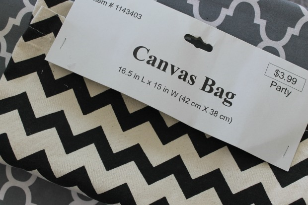 canvas bag craft