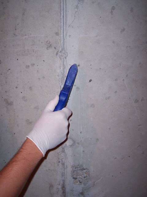Repair Methods For Concrete Cracks Epoxy Or Polyurethane