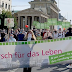 Más De 3000 Personas Marchan Por La Vida En Berlín