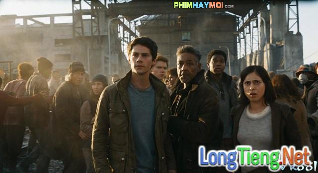Xem Phim Giải Mã Mê Cung 3: Lối Thoát Tử Thần - Maze Runner: The Death Cure - phimtm.com - Ảnh 3