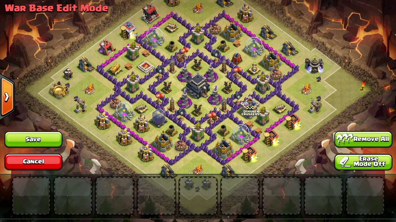 Base War Th 9 Rapat 5