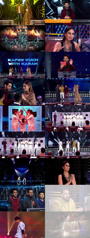 Screenshots Of Hindi Show Dance India Dance Battle of the Champions Season 7 28th September 2019 Episode 29 300MB 480P HD