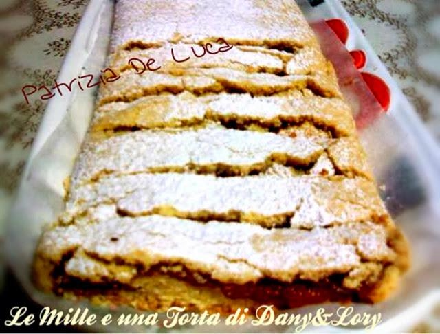 biscotti con marmellata di fichi freschi