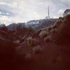 Hollywood sign at Bronson Canyon