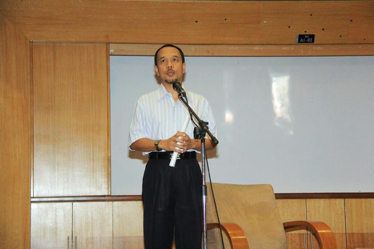 Majlis Amanat Dekan & Minggu Ta'aruf Pelajar Baru FPQS 2014