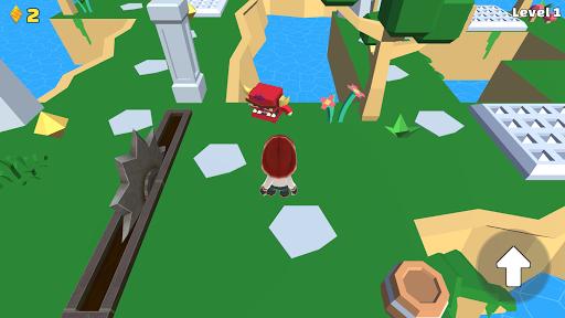 Télécharger Super Land Adventure 3D - 3D Platformer APK MOD (Astuce) screenshots 4