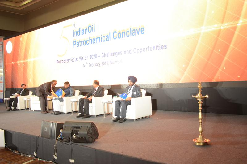 5th Indian Oil Petrochemical Conclave - 9