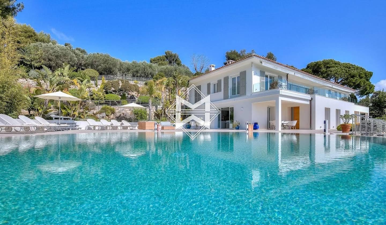 Villa with terrace Saint-Jean-Cap-Ferrat