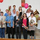 40 Jahre Posaunenchor Wehingen