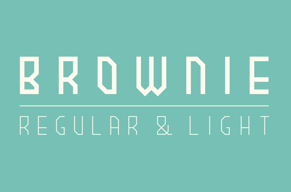 BROWNIE Free Fonts