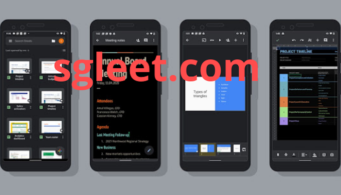 [UPDATE] More Google Apps Get Dark Mode On Android