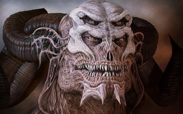 Four Eyes Demon, Evil Creatures