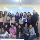 2015-11-23 Xerrada de Lourdes Zahonero, representant de l'ONG ACNUR