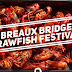 Crawfish Festival in Breaux Bridge, Louisiana