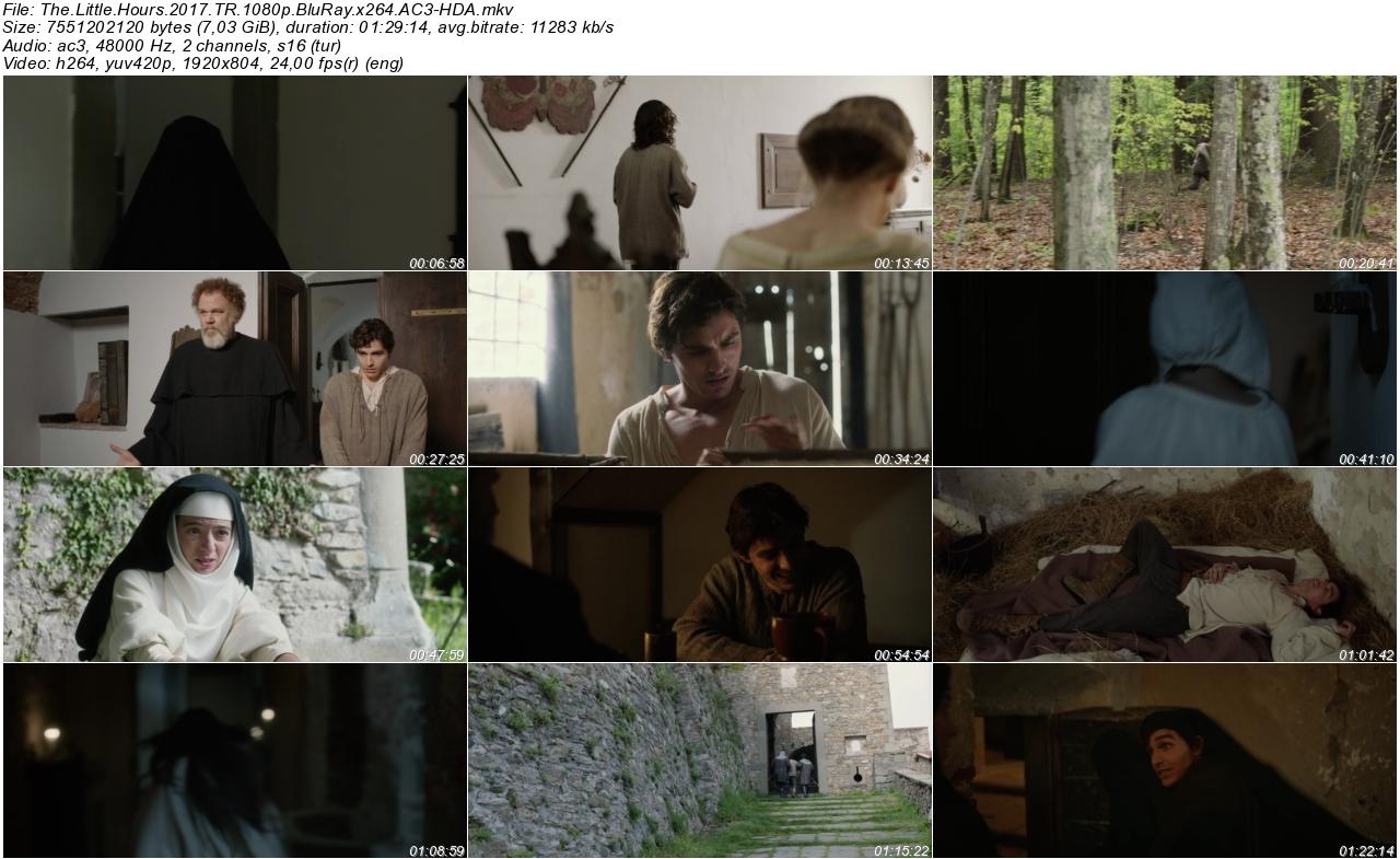 Kaçamak Saatler 2017 - 1080p 720p 480p - Türkçe Dublaj Tek Link indir