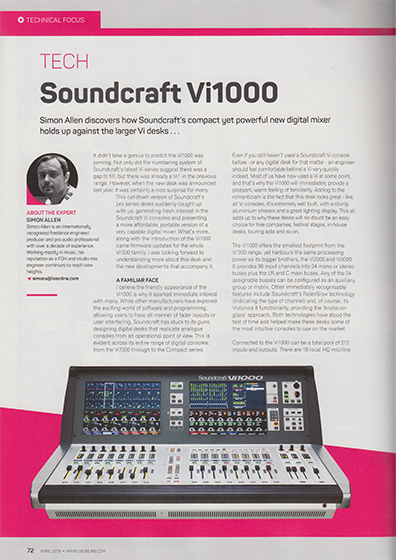 LSI Vi1000 560