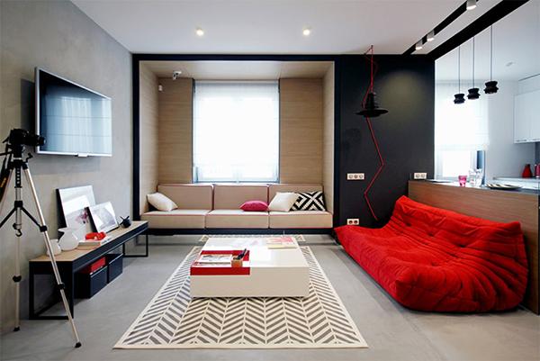 decoraçao-sala-de-estar-vermelho-abrir-janela
