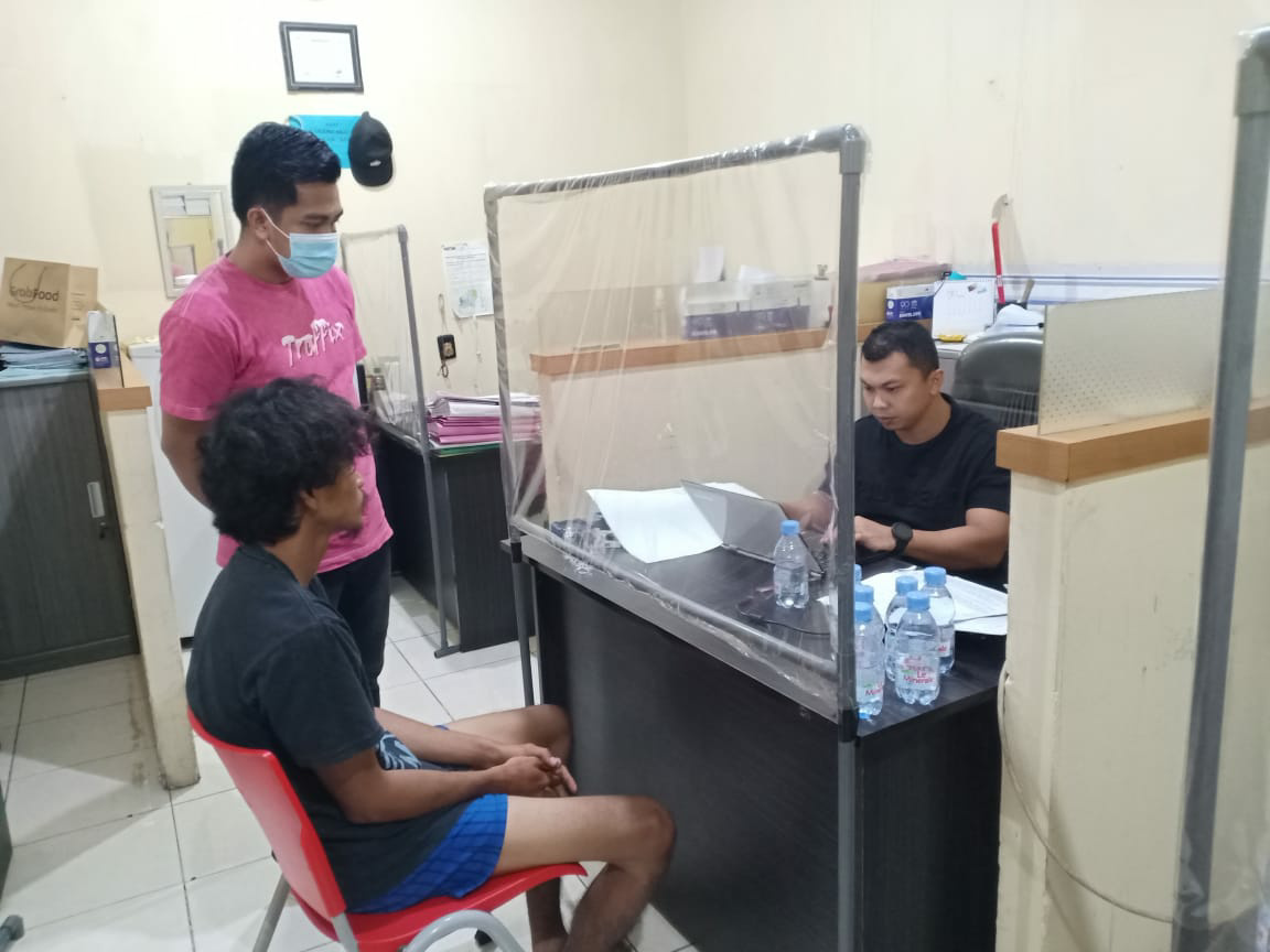 Polisi Tetapkan 11 Tersangka Kelompok Perusuh Berkedok Pengunjuk Rasa Di Makassar