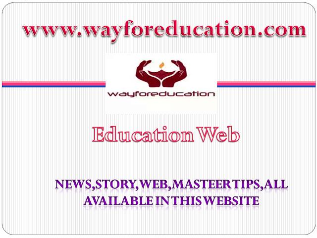 wayforeducation
